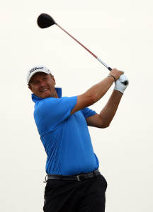 Yevgeny Kafelnikov Golf